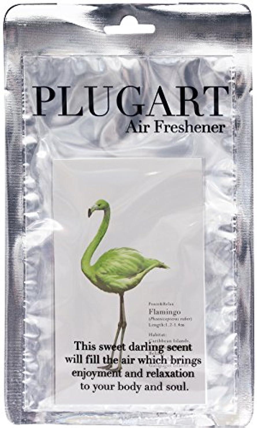 発生器肺人形ノルコーポレーション サシェ プラグアート ハンガータイプ 消臭 ピュアグリーンティーの香り PLA-2-4