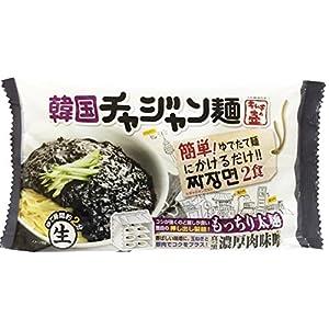 徳山物産 チャジャン麺2人前 320g×2個