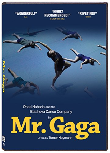 Mr Gaga: True Story of Love & Dance [DVD] [Import]
