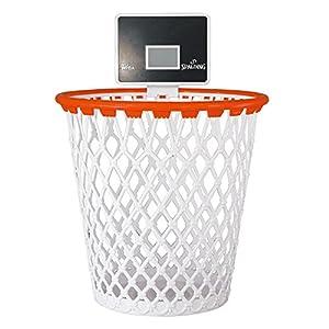 SPALDING(スポルディング)ウェイストバスケット ゴミ箱 バスケットゴール BB200