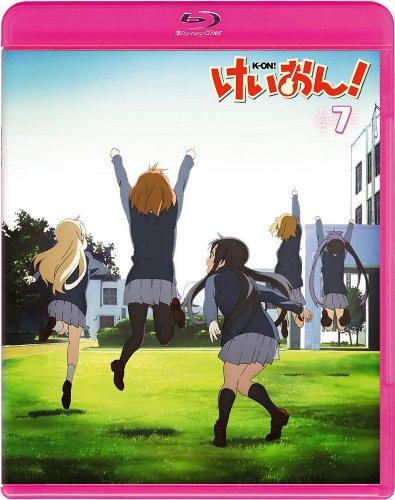 けいおん! 7 (初回限定生産) [Blu-ray]の詳細を見る