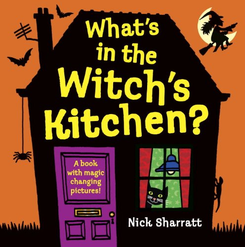 What's in the Witch's Kitchen?の詳細を見る