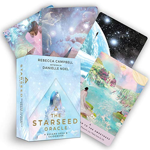 The Starseed Oracle: A 53-Card...