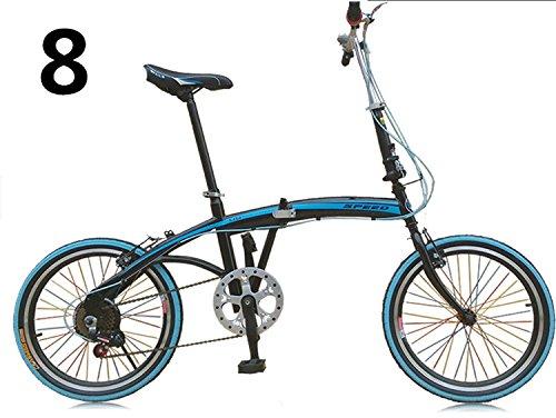 20インチ 折りたたみ自転車 折畳自転車 おりたたみ自転車全11色 おりたたみ自転車W423 ピング1