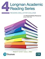 Longman Academic Reading Series 4 with Essential Online Resource