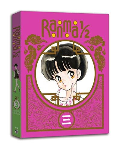らんま1/2 セット3 北米版 / Ranma 1/2 Set 3 [Blu-ray][Import]