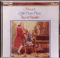 モーツァルト:ピアノ小品集