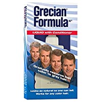 Grecian Plus コンディショナーでギリシャ式液体、4オンス