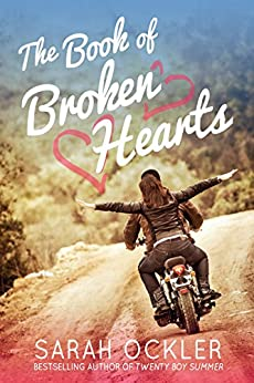 The Book of Broken Hearts by [Ockler, Sarah]
