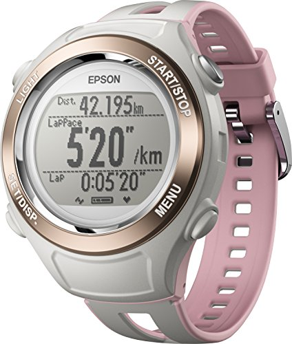 [エプソン リスタブルジーピーエス]EPSON Wristable 腕時計 GPS機能 ランニング SF-120Rの詳細を見る