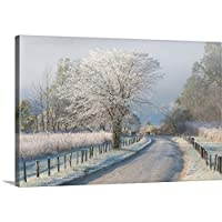 """クリス・ムーアギャラリー‐ A Frosty Morning 48"""" x 32"""" 2381005_1_48x32_none"""