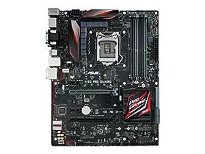 ASUSTeK Intel H170搭載 ゲーミングマザーボード LGA1151対応 H170 PRO GAMING 【ATX】