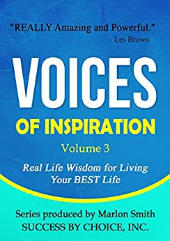 VOICES OF INSPIRATION - Volume 3 by [Smith, Marlon]