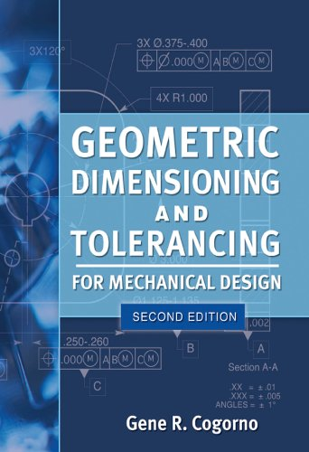 Download Geometric Dimensioning and Tolerancing for Mechanical Design 2/E (English Edition) B004YSWBY2