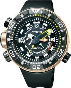 [シチズン]CITIZEN 腕時計 PROMASTER プロマスター AQUALAND 本格派 200M-Diver's ダイバーズ  Eco-Drive エコ・ドライブ BN2025-02E メンズ