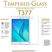 2パックGalaxy Tab E 8.0スクリーンプロテクター–YcxBox強化ガラス–傷防止9h HDクリアスクリーンプロテクターfor Samsung Galaxy Tab E 8.0sm-t377)