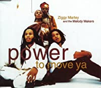 Power to move ya [Single-CD]
