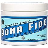 ボナファイドポマード (BONA FIDE POMADE) トラディショナルポマード TRADITIONAL POMADE [ ポマード メンズ ] 油性/オイルベース/pomade/ヘアワックス/ヘアグリース/ツヤあり (113g)