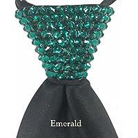 Swarovski Crystal Dance Neck Tie [並行輸入品]