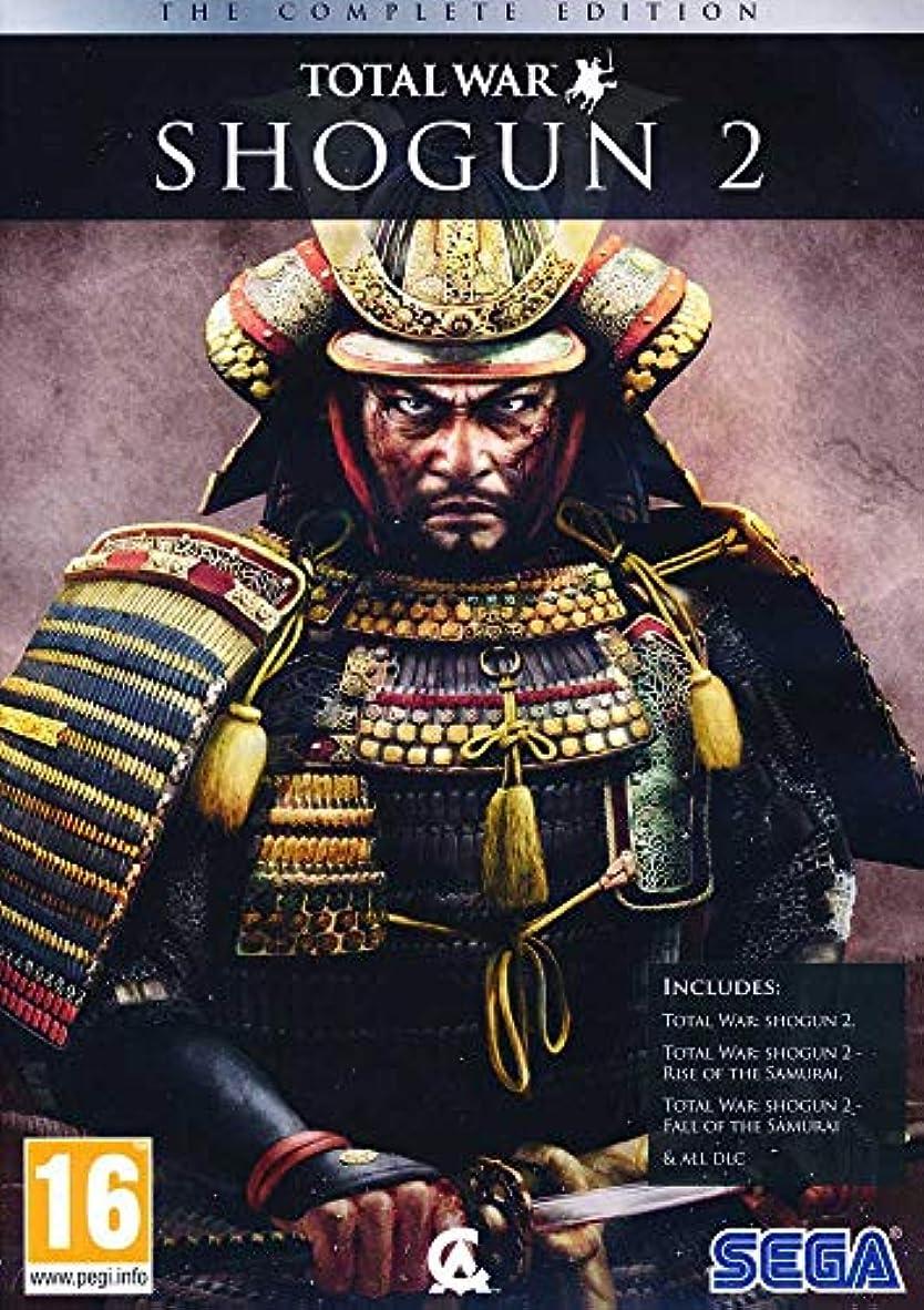 と組む銅おめでとうTotal War: Shogun 2 The Complete Collection PC DVD 輸入版