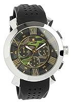 [サルバトーレマーラ] クロノグラフ 腕時計 ウォッチ メンズ 限定カラー イタリアブランド 立体インデックス ビジネス カジュアル 10気圧防水 【雑誌掲載モデル】