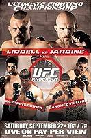 Pyramid America UFC 76 チャック蓋 vs キース ジャーディン スポーツ 12x18 inches 328558