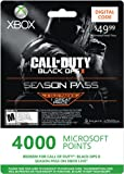 Xbox LIVE 4000 Microsoft Points for Call of Duty: Black O...