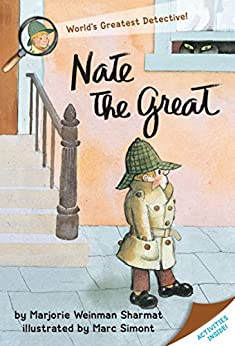 [Sharmat, Marjorie Weinman]のNate the Great (English Edition)