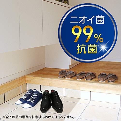 レキッドベンキーザー・ジャパン『ドクターショール消臭・抗菌靴スプレー』