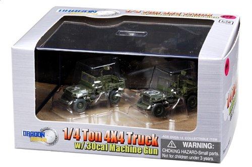 1:72 ドラゴンモデルズ アーマー コレクター シリーズ 60507 Willys Jeep ディスプレイ モデル US アーミー ウェストern フロント 1944 2-Piece Set【並行輸