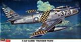 """1/48 F-86F セイバー """"サンダータイガー 09349"""