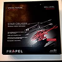 Star Cruiser Wireless Indoor Helicopter [並行輸入品]