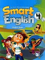 スマート イングリッシュ レベル4 テキスト フラッシュカード&CD付 【子ども 英語教材】 Smart English 4 Student Book