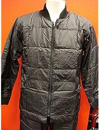 【日本製】 ザンター zanter インナーダウンジャケット ブラック 【M・L・LL】【大きいサイズ】【ダウンジャケット】【メンズファッション】