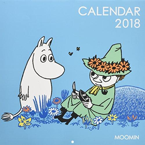 ム-ミン壁掛けカレンダ- ムーミンとスナフキン ([カレンダー])