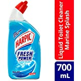Harpic Fresh Power Liquid Toilet Cleaner Marine Splash, 700ml