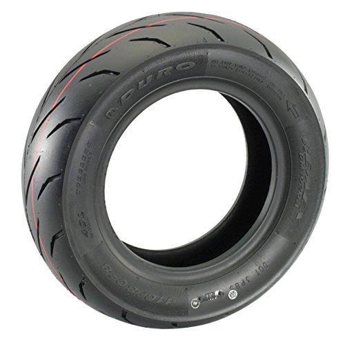 キタコ(KITACO) バイクタイヤ チューブレスタイヤ DURO 8インチ 110/80-8/40L モンキー(MONKEY) ゴリラ等 911-1123008