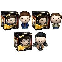 Dorbz Supernaturalサム、Dean and Castiel Vinyl Figures Set of 3