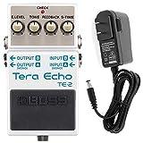 【ACアダプターセット】 Boss(ボス) TE-2 Tera Echo テラ・エコー 空間系 ギターエフェクター