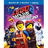 Lego Movie 2, The: The Second Part 3D Blu Ray + Blu Ray + Digital [Blu-ray]