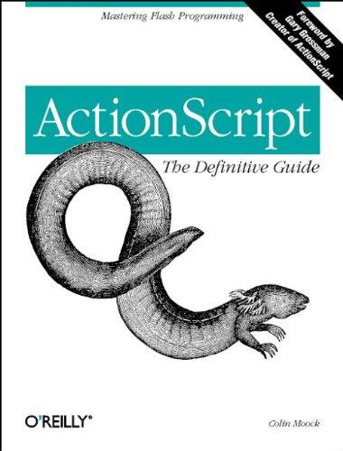 Download Actionscript: The Definitive Guide 1565928520