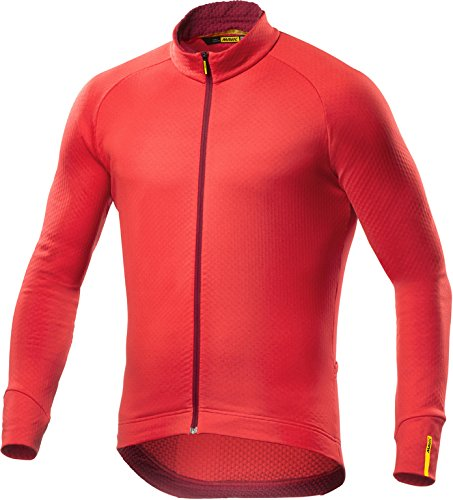 MAVIC(マヴィック) Aksium Thermo LS Jersey Racing Red L38254800S レーシングレッド S