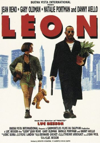 Leon the Professional Poster (69,5cm x 101,5cm)