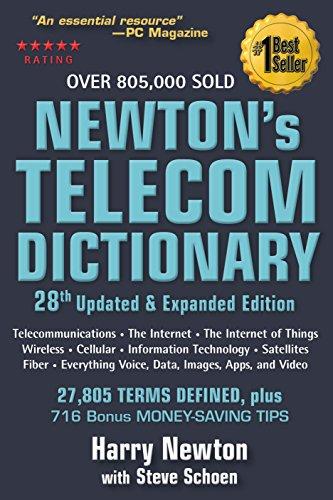 Download Newton's Telecom Dictionary 097938737X
