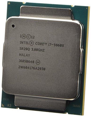 Intel CPU Core i7 5960X 3.00GHz 20Mキャッシュ LGA2011-3 Haswell E BX80648I75960X BOX