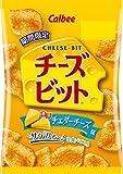 カルビー チーズビット 濃厚チェダーチーズ味 18g