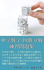 中学数学 因数分解 練習問題集 基礎力養成 数学練習問題集シリーズ