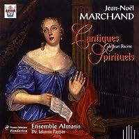 Marchand: Cantiques Spirituels De Jean Racine by Jean Racine