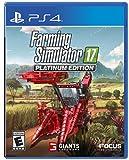 Farming Simulator 17 - Platinum Edition (輸入版:北米) - PS4