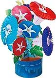 サンリオ(Sanrio) サマーカード 朝顔鉢植え JSP 38-1 S 4238